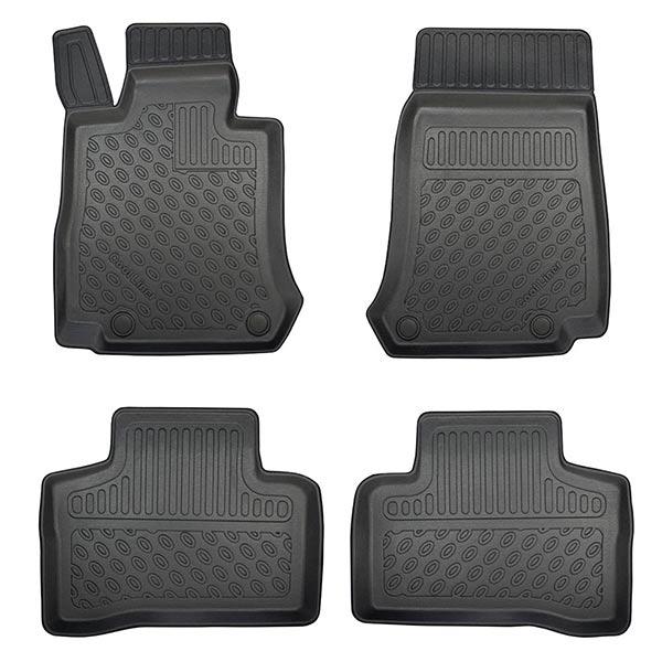 Floor mats Plastic ic Mercedes GLC-Class (X253)