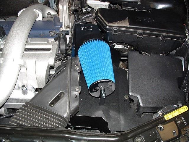 Sportluftfilter med avskärmning - Volvo