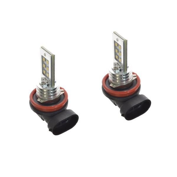 Lampor LED H8 & H11 Dimljus 12V & 24V - SC