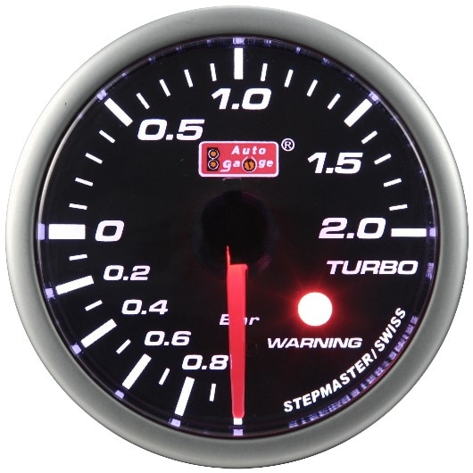 Autogauge Smoke Turbo