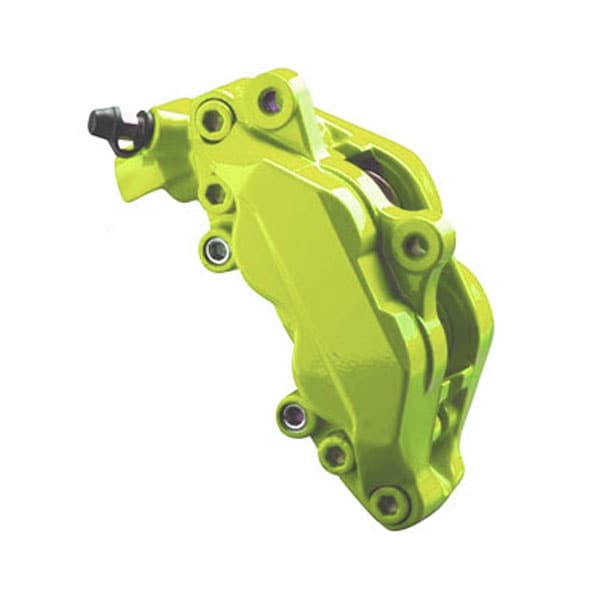 Brake caliper paint limegreen 2-components