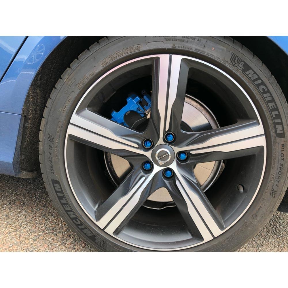 Bromsoksfärg GT-blå