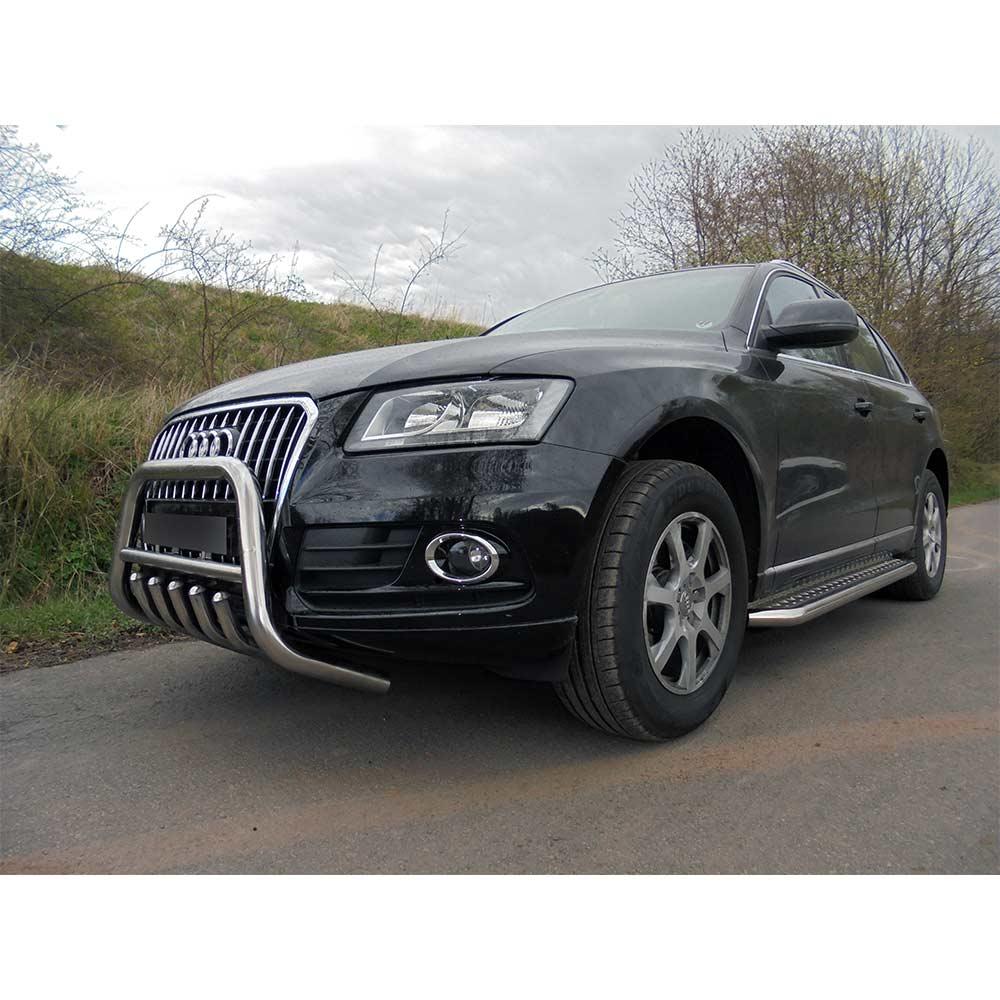 Sidesteps Audi Q5