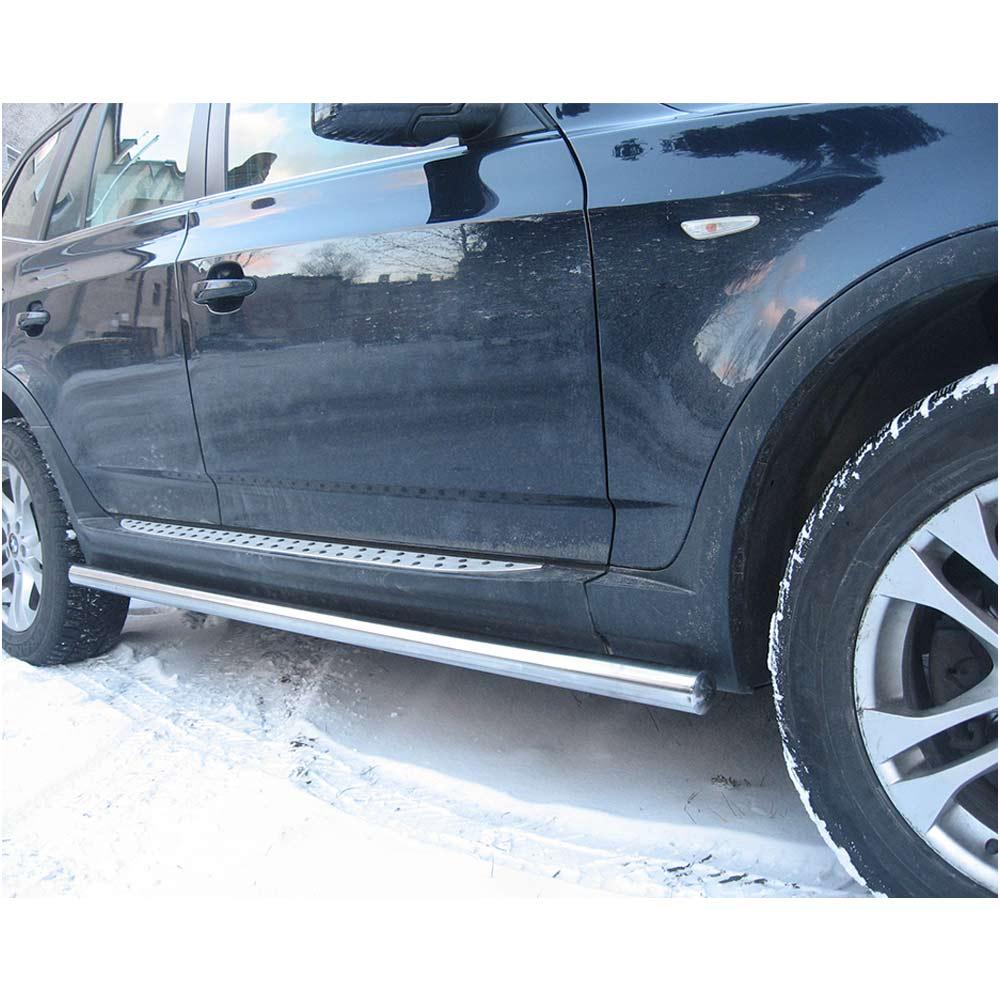 Sidorör BMW X3