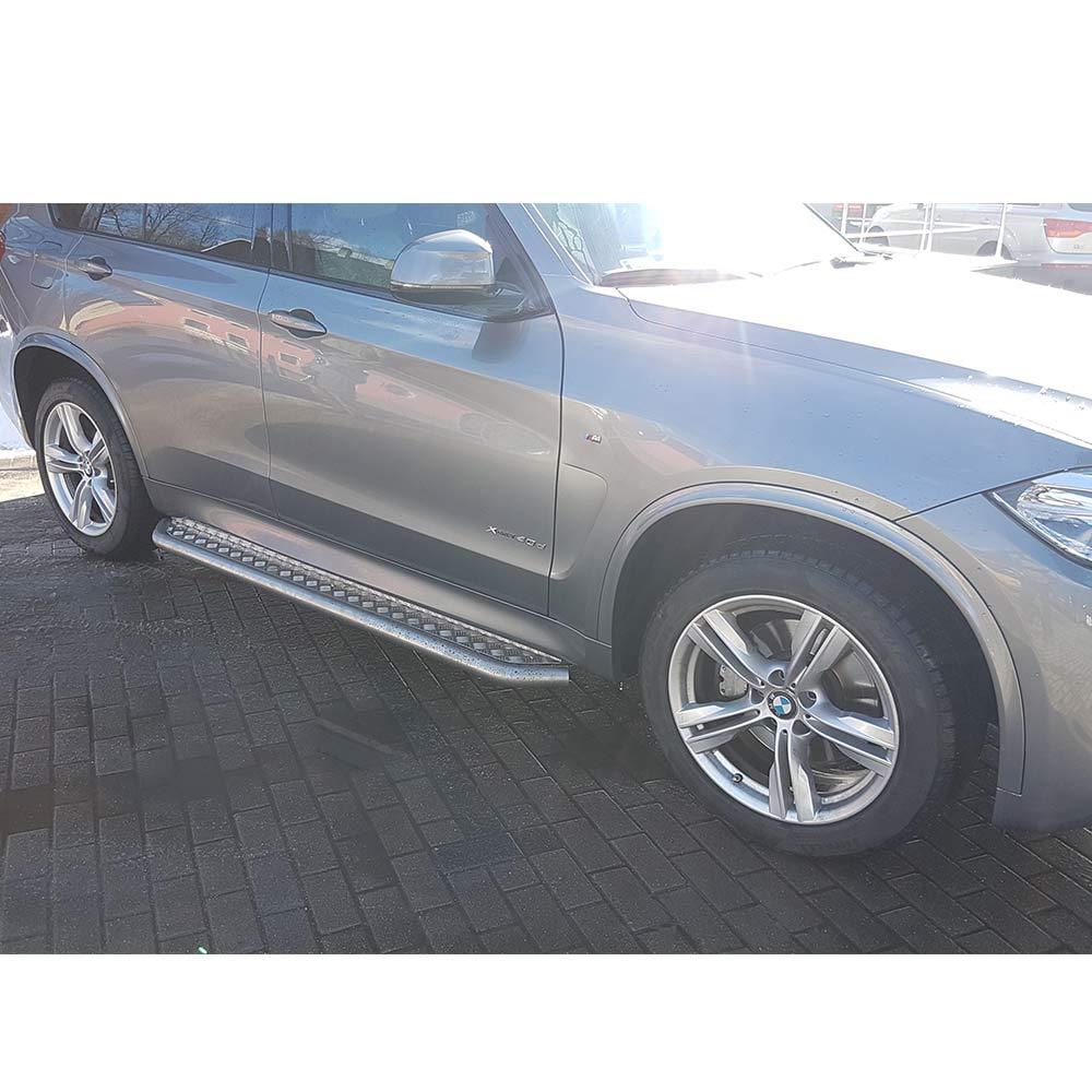 Sidesteps BMW X5