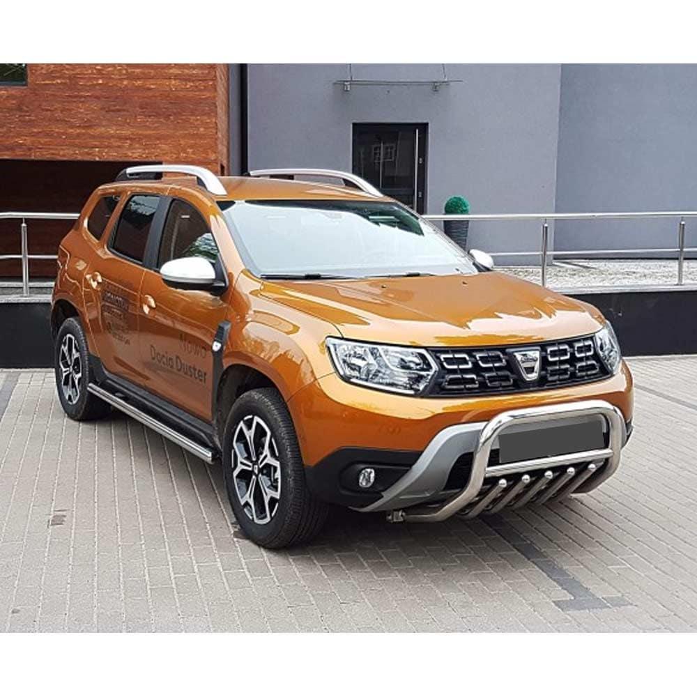Sidorör Dacia Duster