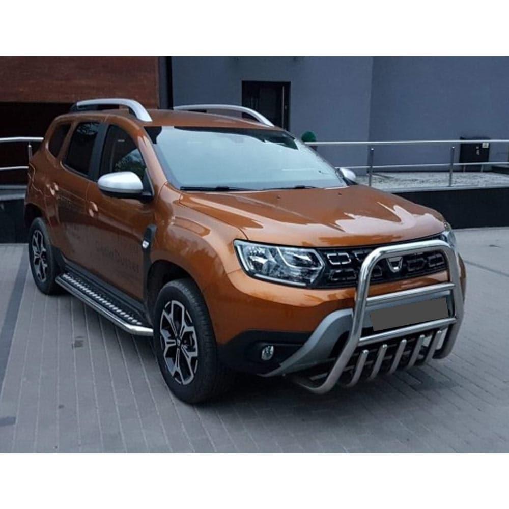 Sidesteps Dacia Duster
