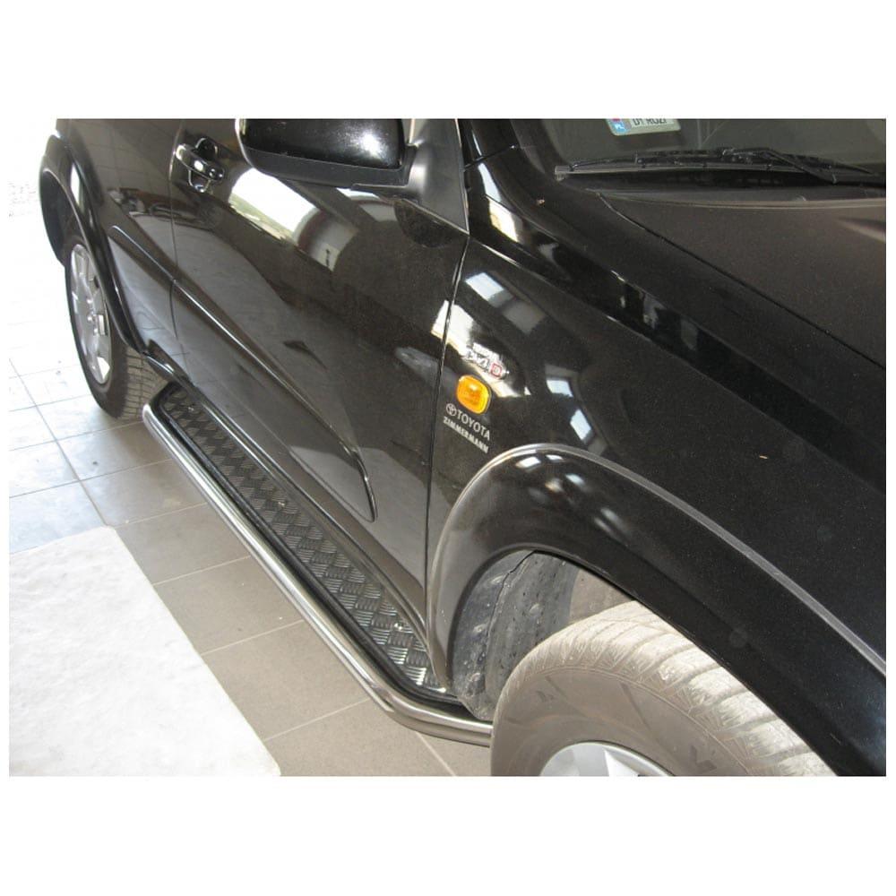 Sidesteps Toyota RAV4