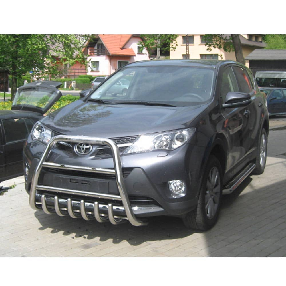 Bullbar high model Toyota RAV4