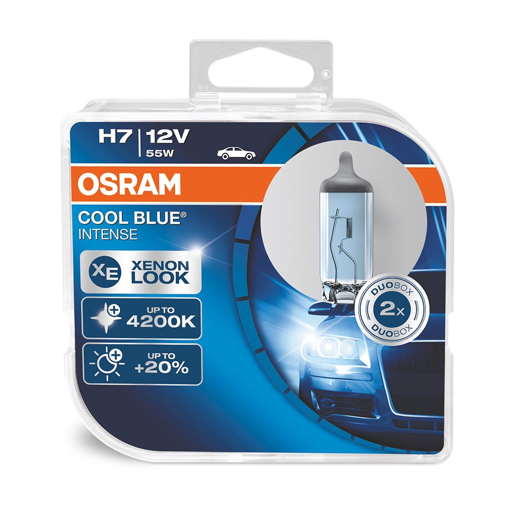 OSRAM H7 Cool Blue intense