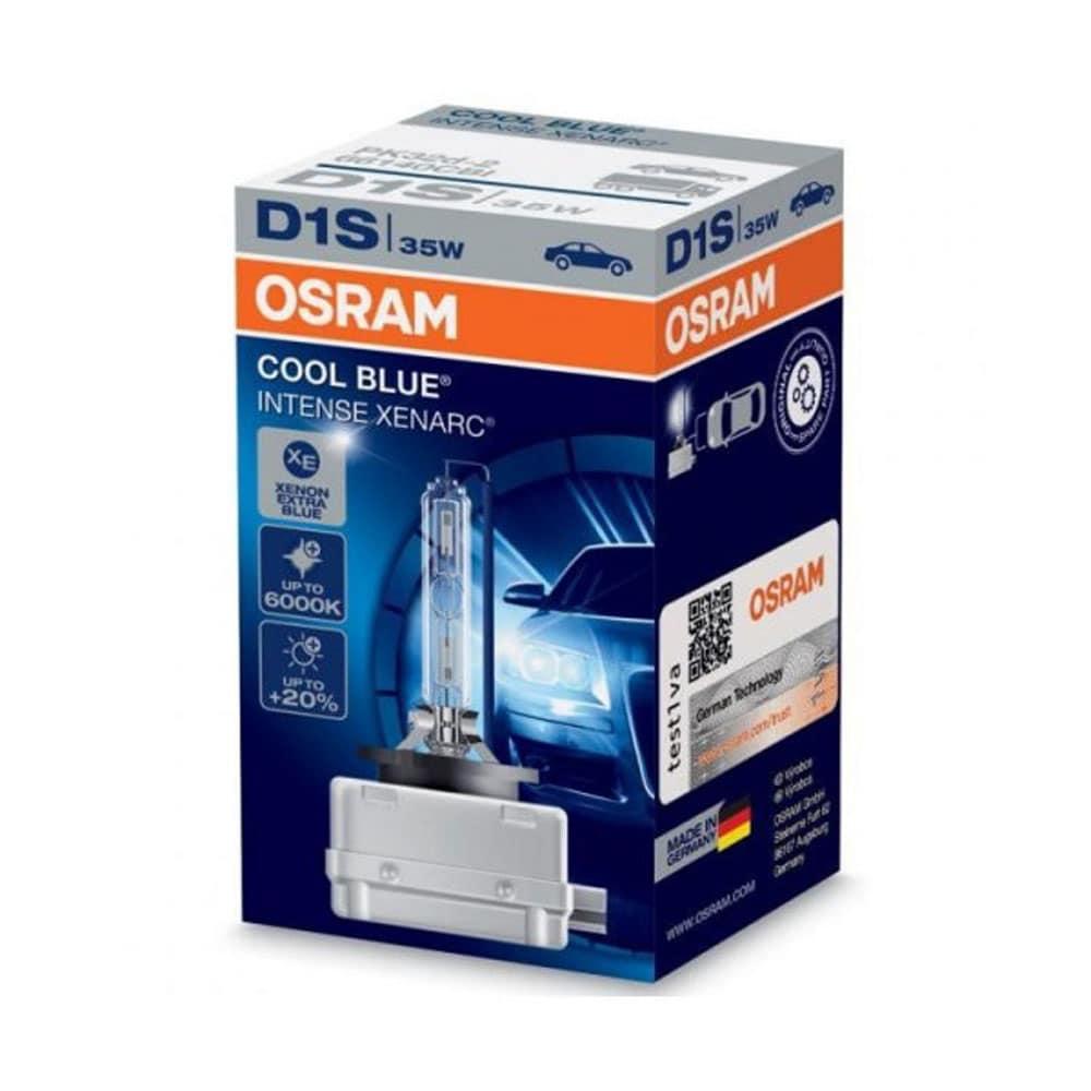 Osram D1S Xenonlampor Cool Blue Intense