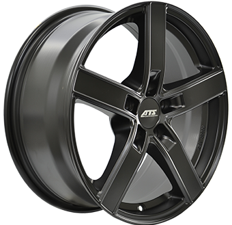 Complete Winter wheel set of ATS Emotion Black