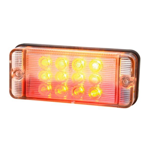 LED bromsljus/baklampa 12-24V