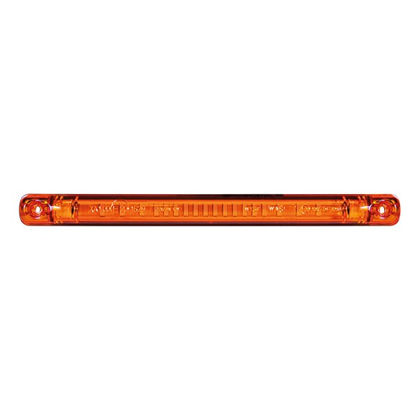 Blixtljusramp LED Orange