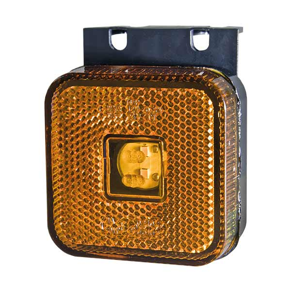 LED side mark  with angle bracket