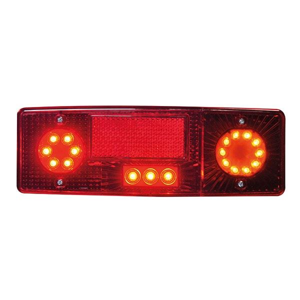 Bakljus LED Höger 12-24V