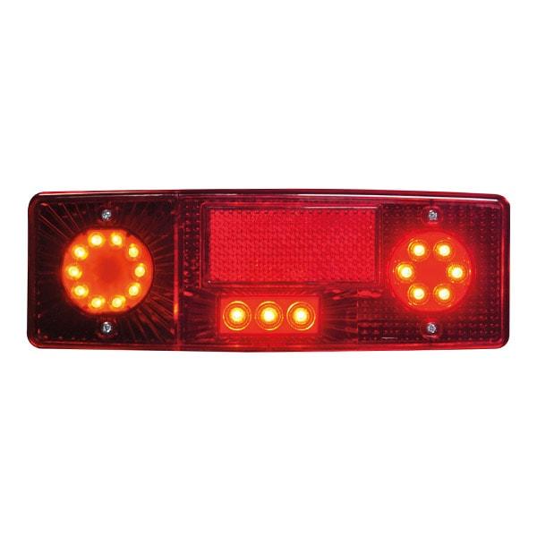 Bakljus LED Vänster 12-24V