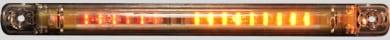 Fiberoptisk Bak / Broms och Blinkers lampa
