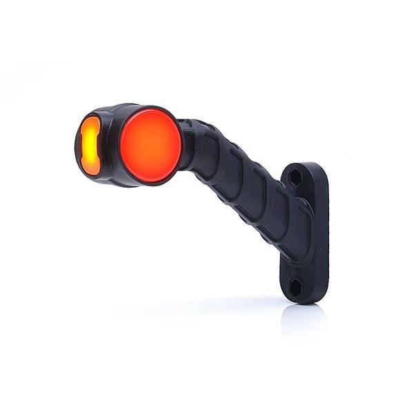 LED Gummiarm lång