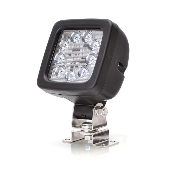 LED Arbetslampa / Backlampa 15W