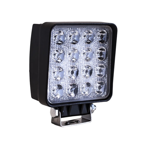 LED Arbetslampa SC Basic Slim - 48W