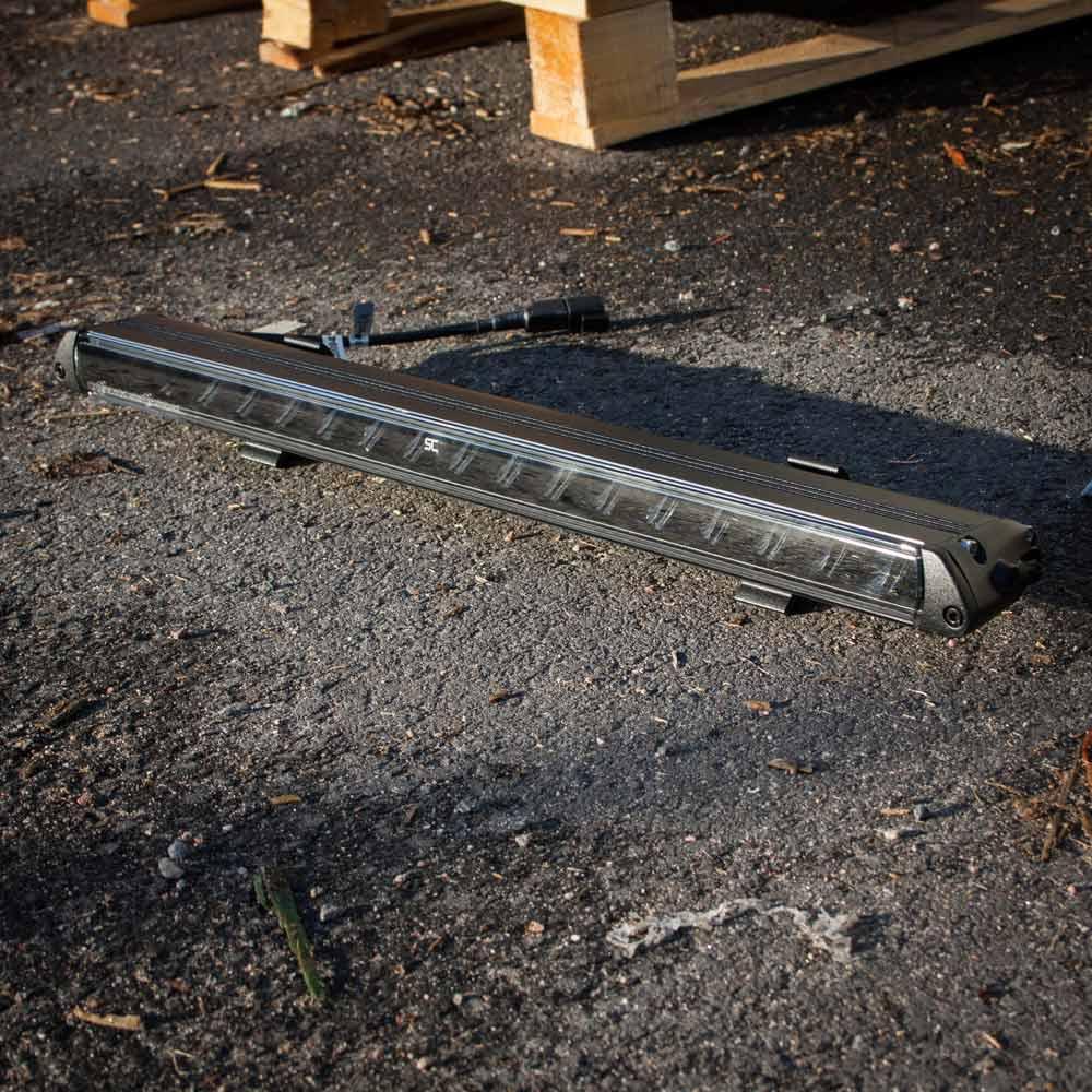 LED-ramp Navi slim 53cm (Kombo) - SC