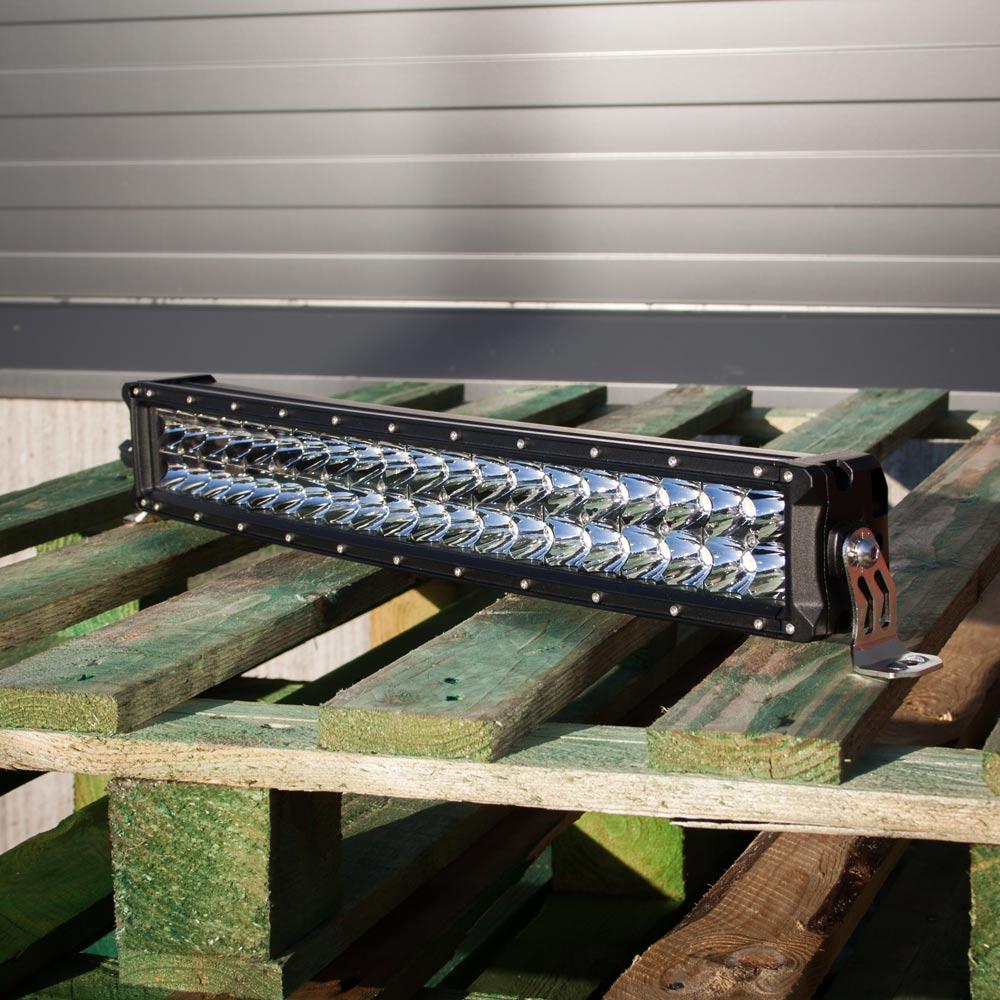 LED-ramp Vega dubbelradig 56cm (Kombo) - SC