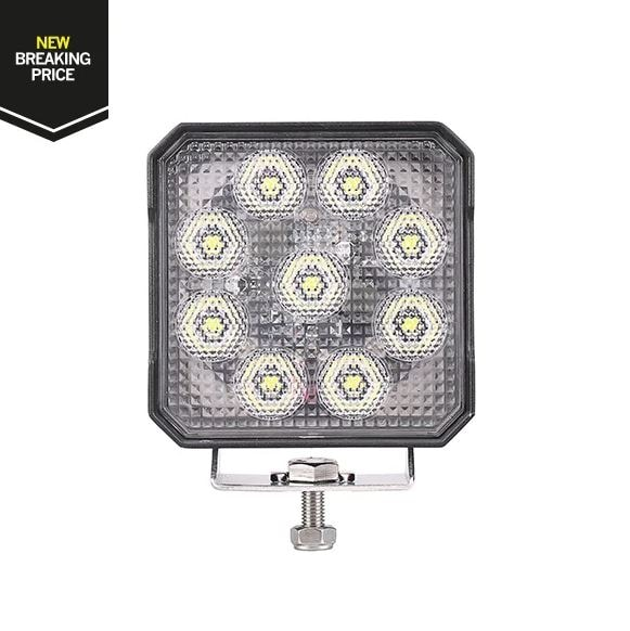 Strands arbetslampa 64W LED