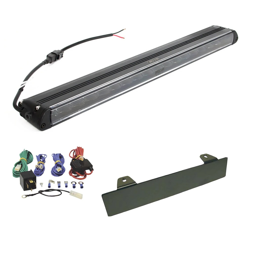 LED-ramp Swedstuff straight 90W