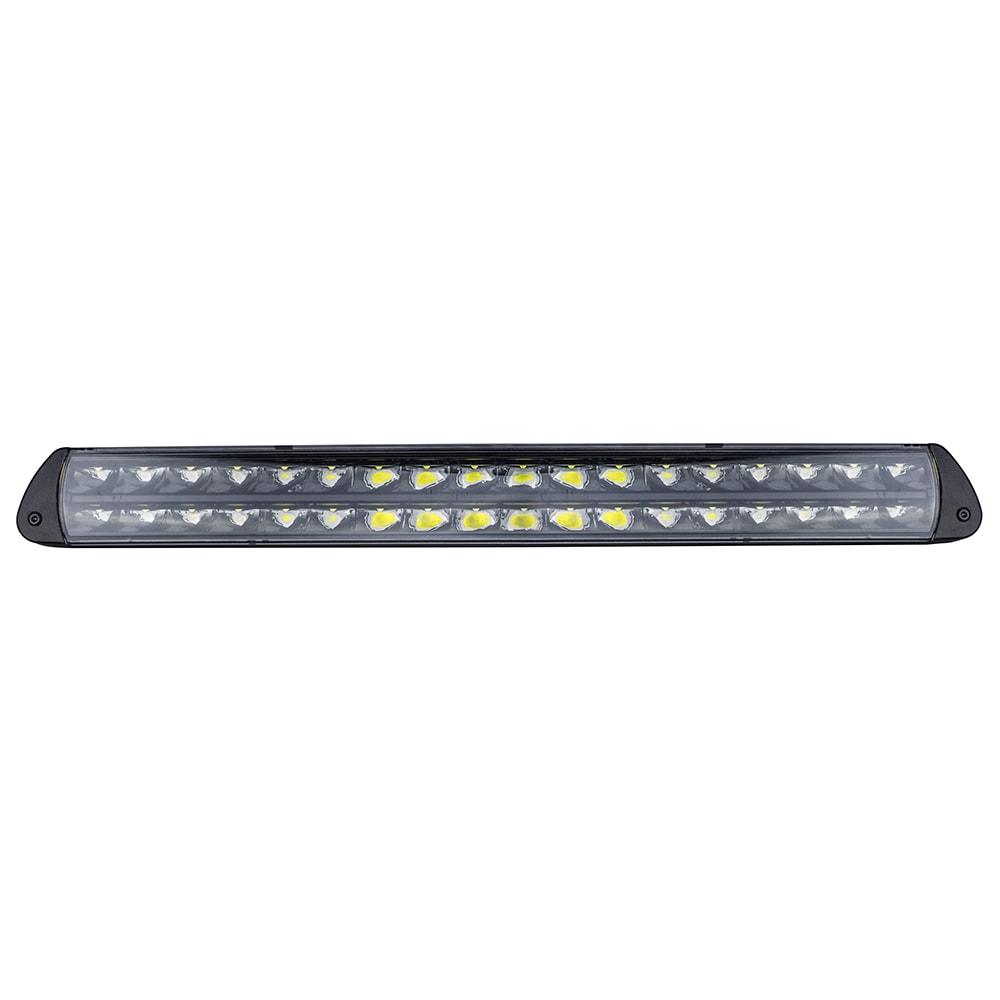 LED-ramp dubbelradig 55cm (Kombo) - Swedstuff