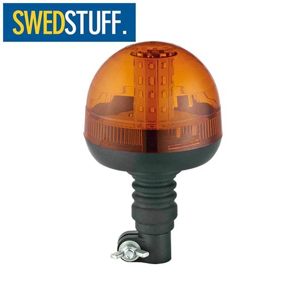 Roterande LED ljus stångmontage