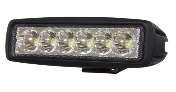 LED Arbetslampa 6st led Strands Lighting Division