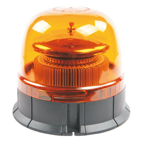 Rotating LED-light 30W