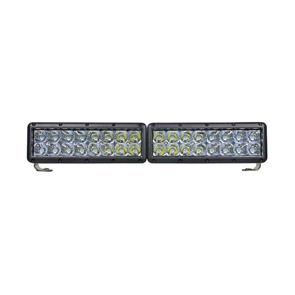 LED Bar - Two in One 2x38W - E-märkt