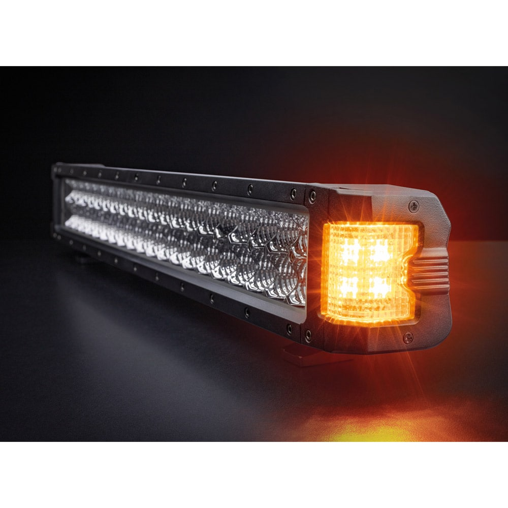 Strands Yeti side shooter LED-ramp 24´