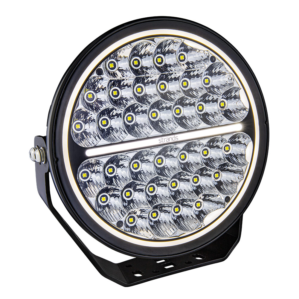 Extraljus Siberia Night Ranger 9´ LED - SLD