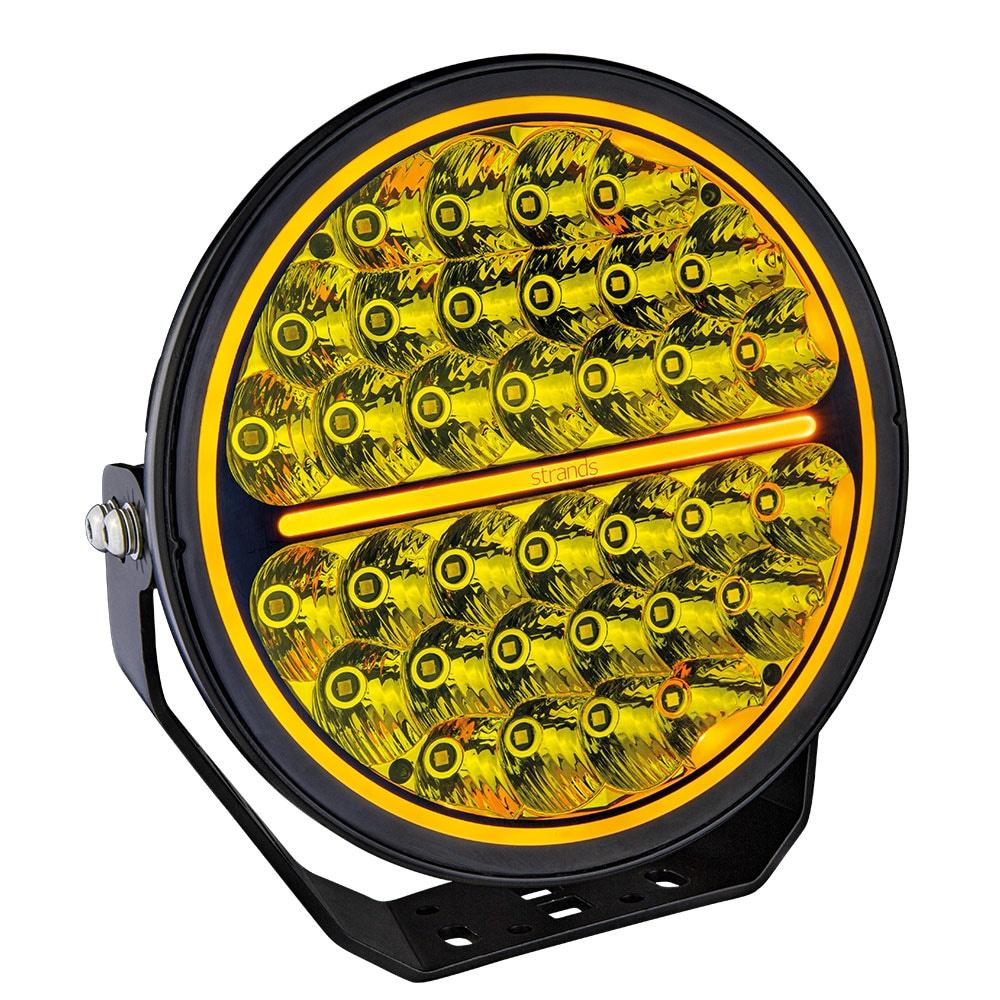 3-Pack Extraljus Siberia Bush Ranger 9´ LED - SLD