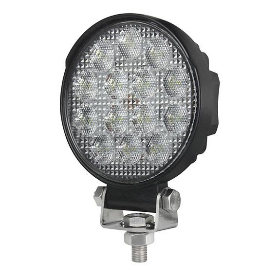 LED Arbetslampa 21W Rund