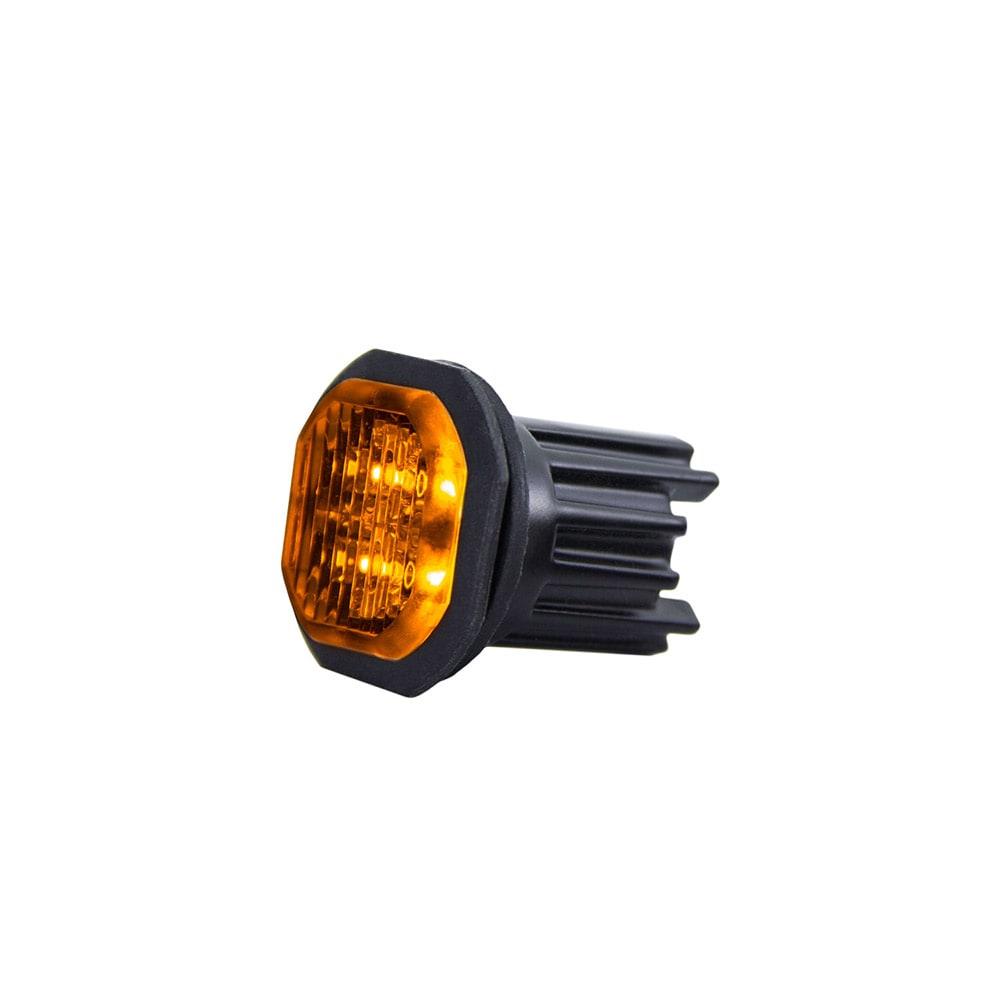 SWEDSTUFF warning light duo LED 2x10W 12-24V