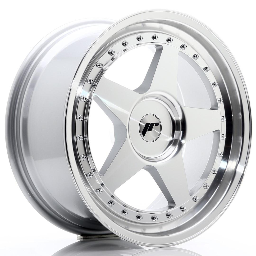 JR6 Silver Fälgpaket