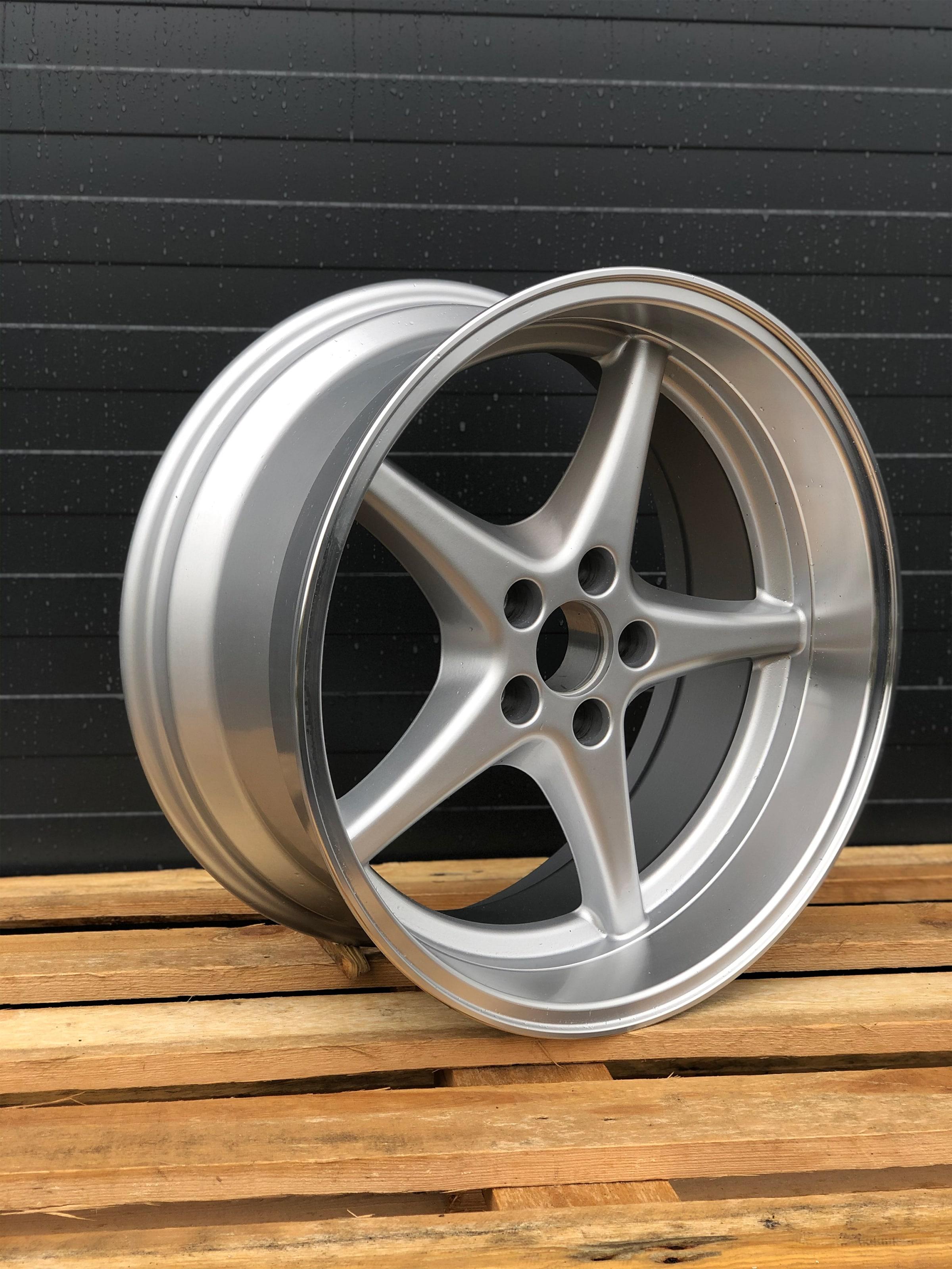MK18 Silver 8,5*18 5/108 ET6