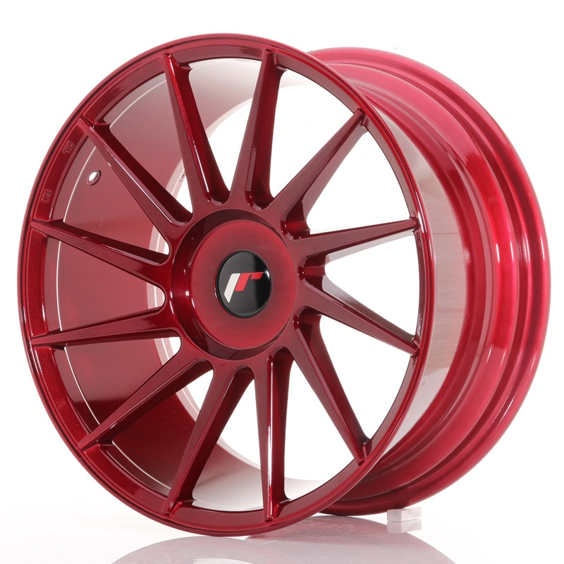 Japan Racing JR22 Platinum Red