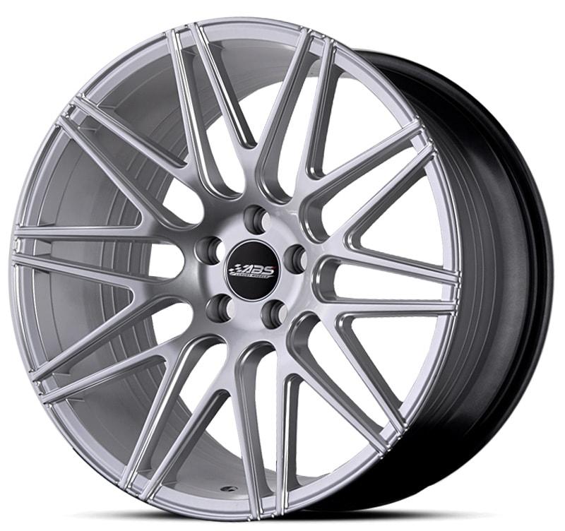 ABS F10 Silver Fälgpaket