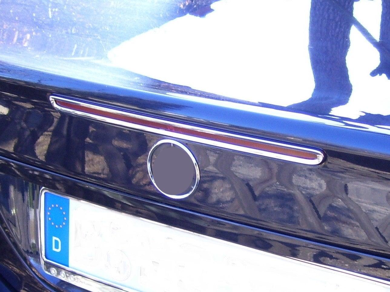 Kromad list till bromsljus - Mercedes Benz  W203