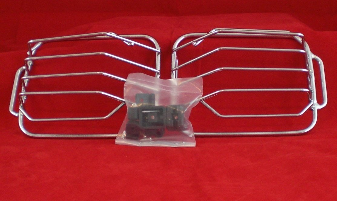 Chrome cage to indicators- Mercedes Benz  W463