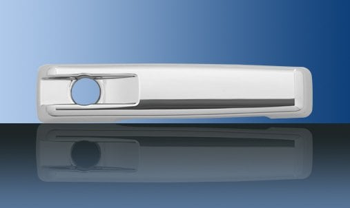 Chrome covers for doorhandles - Mercedes Benz  W463