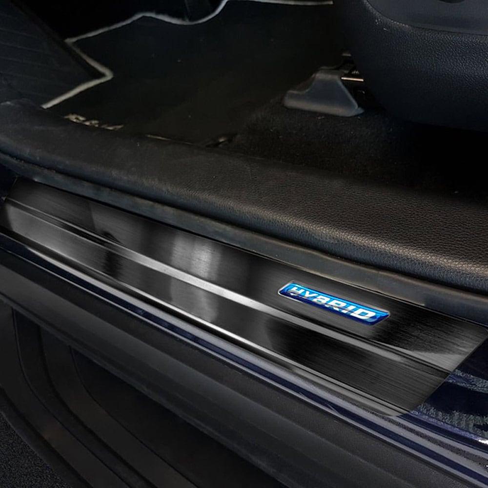 Instegslist svart Toyota RAV4