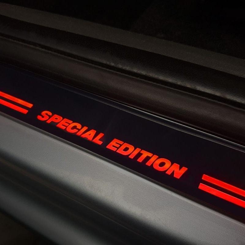Instegslist Röd LED