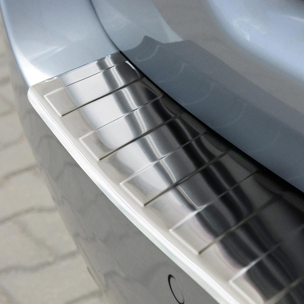 Lastskydd borstat stål till BMW F11 Touring