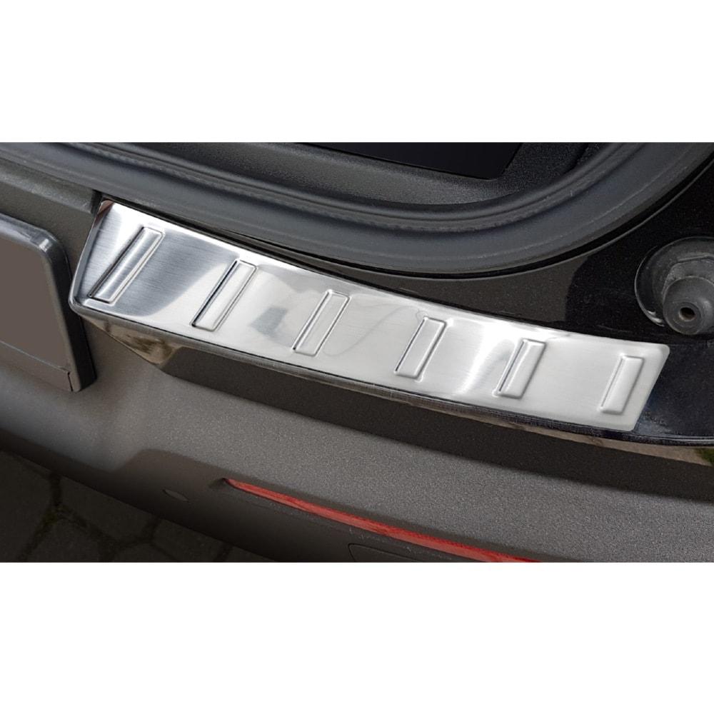 Lastskydd borstat stål till Volvo XC40